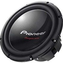 Auto Falante Sub Woofer Pioneer 12 S4 400 Watts Rms