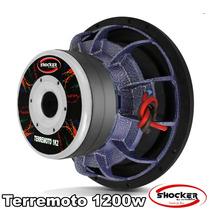 Subwoofer 15 Ultravox Shocker Terremoto 1200w Rms 4x4 Ohms