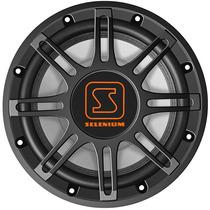 Subwoofer Selenium 10sw14a 4+4 250w Rms Flex 10 - Jbl