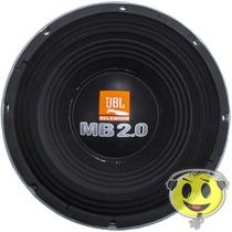 Woofer 12 Jbl Selenium Mid Bass 12mb2.0 1000w Rms - Kadu Som