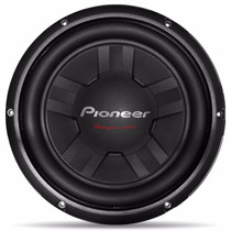 Subwoofer 10 Pioneer Ts-w260s4 Falante 350w Rms 4 Ohms