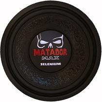 Subwoofer Jbl Selenium Matador Max 15 800w Rms 2 Ohms