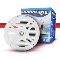 Alto Falante Subwoofer Hurricane 2.6 6.5 Pol 90 W Rms 2 Vias