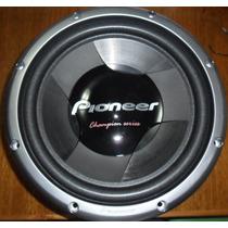 Subwoofer Pioneer Ts-w308f 12p 1000w 4 Ohm