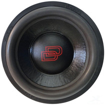 Subwoofer Digital Designs Dd 2512 1000w Rms 12 Polegadas