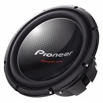 Auto Falante Sub Woofer Pioneer Ts W 310 S4 12 1400w