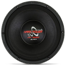 Falante 12 3250w Rms Woofer Hard Power Black Medio Grave Som