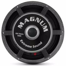 Magnum Auto Falante Woofer Total Air 15 Pol. 800w Rms 4 Ohms