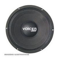 Alto Falante Voicer Khromus 12 100w Rms 8r Kit C/ Quatro