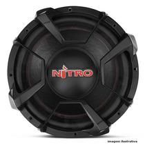 Subwoofer Spyder Nitro 12´´ Bobina Dupla 2x4 Ohm - 700w Rms
