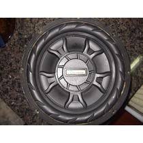 Subwoofer Roadstar Rs-1220 12 Bobina Dupla 4ohm 300w Rms