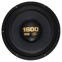 Subwoofer Eros 12 Pol. E-1600 Mg - 800w Rms / 8 Ohms