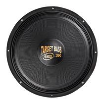 Woofer Eros E-18 Target Bass 3k 1500w Rms 18 Polegadas 4ohms