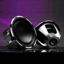 Subwoofer 12 Pol 800w Rms Audiophonic High-tech 12 Mht (4+4)