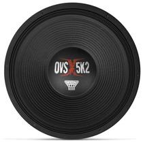 Woofer Oversound 15 2600w Rms Ovsx 5k2 Falante Medio Grave