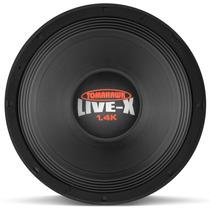 Woofer 12 700w Rms Tomahawk Live Tmk Falante Medio Grave Som