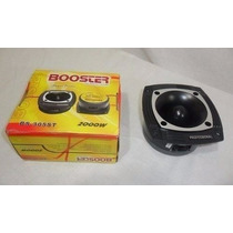 Super Tweeter Booster Bs-305st 2000w 80rms Trio Frequência