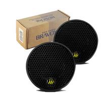 Par Mini Tweeter Bravox Td50u 80w Rms P/ Modulo Amplificador