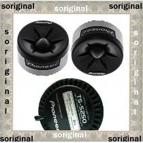 Tweeter Pioneer Ts-s250 - 250w - 40mm De Alta Potência - Par