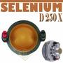 Kit C/ 4 Reparos Selenium Original Para D250-x