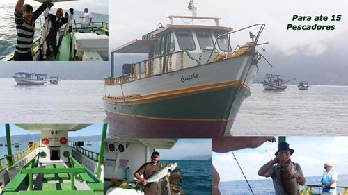Alugo Barcos E Lancha. Pescarias Em Alto Mar, Ponta Do Boi