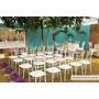 Mesas E Cadeiras Para Eventos, Casamentos, Buffets
