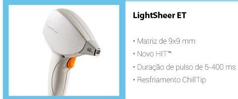 Aluguel Laser Light Sheer Desire 2016 Belo Horizonte