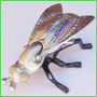 Mosca Mosquito Inséto Modelo Porta Clips E Objetos Antigos
