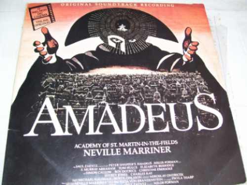Amadeus Mozart..trilha Do Filme Aamadeus