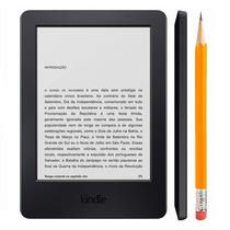 Kindle 7ª Geração Ao0416, Tela 6, 4gb, Wi-fi - Amazon