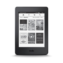 E-reader Kindle Paperwhite Ao0457 3g Wifi 4 Gb Tela Com Defi