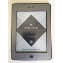 Amazon Kindle Touch, Wi-fi, 6 E Ink Display