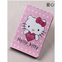 Capa Case Kindle Paperwhite Hello Kitty + Caneta Touch
