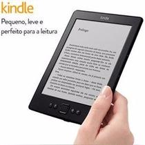 Kindle Amazon - Leitor De Livros