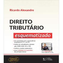 Direito Tributário Esquematizado 2015 -ricardo Alexandre Pdf