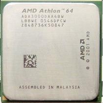 Processador Socket 939 Amd Atlhom 64 Bits 3000mhz