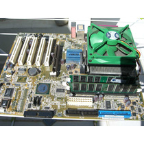 Kit Placa Mãe Asus K8v-x Rev 2.0 Athlon64 3.0ghz E 2gb Ram