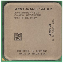 Athlon 64 X2 4000+ 2.1ghz Socket Am2 Dual Core Com Garantia