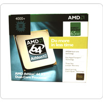 Processador Am Athlon 64 X 2 4000 Core Box - Novo !!