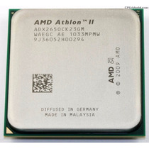 Processador Athlon Ii 2 X2 265 3.3 Ghz Socket Am3 F.gratis
