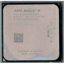 Processador Amd Athlon 2 Ii X2 2.8ghz 240 Adx2400ck23gm