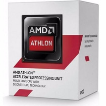 Processador Amd Athlon 5350 Quad Core 2.05ghz, 2mb Cache, Am