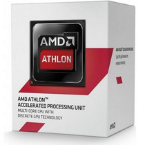 Processador Amd Athlon 5150 Quad Core 1.6ghz 2m Am1 25w Box