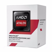 Processador Amd Athlon 5150 Quad-core 1.6ghz Ad5150jahmbox