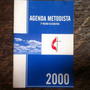 Agenda Metodista- 3ª Região Eclediástica 2000