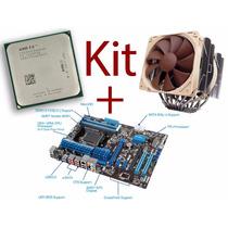 Kit Amd Fx 8350 -asus M5a97 Pro - Cooler Noctua Nh-d14 - 8gb