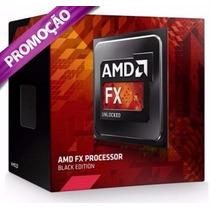 Processador Amd Am3+ Fx-8320e 4.0ghz 16m Black Edition