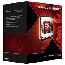 Processador Amd Fx-8350 Vishera - Box 4.0ghz - 4.2ghz Turbo