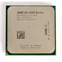 Processador Amd A8 3800 Hd 6550d Com Cooler