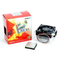 Processador Fm1 A6 3500 2.4ghz2,1 Box +cooler Radeon Hd6530d